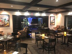 dinning room @ Clubhouse