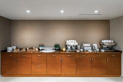 Coffee-break station in Conference room