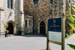 The Alverton Entrance