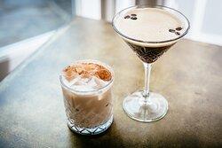 The Alverton Cocktails