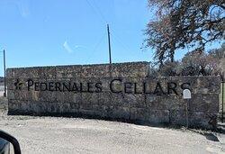 Pedernales Cellars.