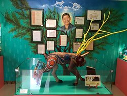 """Sala 2, Museo-Taller """"El Tallador de sueños"""""""