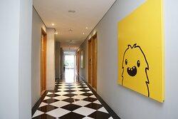 Thematic Room Corridor
