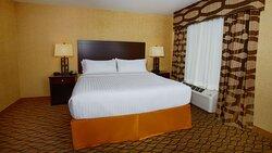King Guest Room at Holiday Inn Express Bordentown-Trenton South