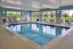 Indoor Hot Saltwater Swimming Pool