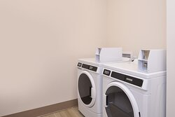 Coin Operated Laundry for your convenience!