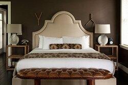Hidden Pond Bed Room