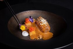 Jaras Fine Dining Menu May 2021