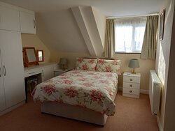 The Beeching double/family room
