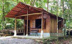 """""""Cabins Immersed in the Nature of Costa Rica"""""""