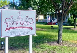 Four Winds Sign