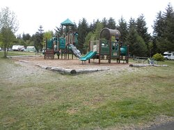 Playground for the kids