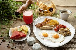 Breakfast - American Breakfast Set