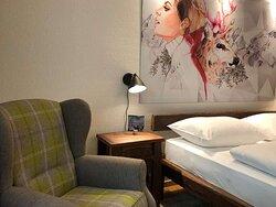 Premium + Premium Economy Room I Arthotel ANA Enzian