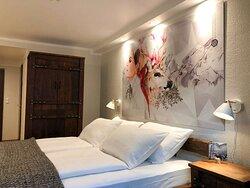 Premium + Premium Economy Room IArthotel ANA Enzian
