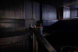 Mens sauna