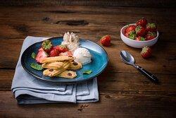 Blauwvinger Gerecht Dish