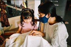 Activities - Batik Making