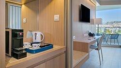 Executive Room In-Room Amenities