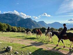 White Pegasus Horse Ride and Treks Day Tours
