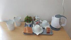 coffe & tea facilities