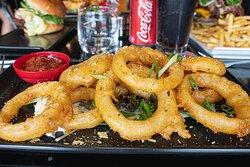 Parmesan Onion Rings