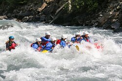 Refreshing rapids in the heat of summer!