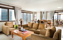 Four Bedroom Living Room