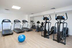 UCoral Beach Club Eilat Gym