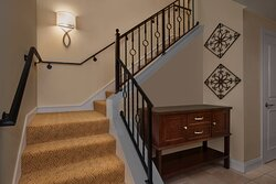 Two-Bedroom Townhouse - Foyer