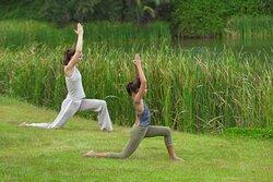 Mother & Kid's Yoga