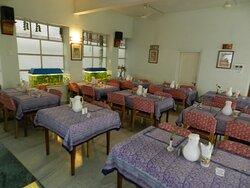 Tara Niwas sunny and cheerful Restaurant