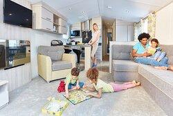 Caravan accommodation