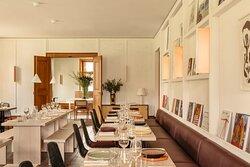 """Beyeler Restaurant im Park"""