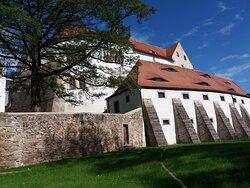 Schloss Klippenstein mit Park