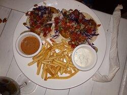 Very good Fish Tacos