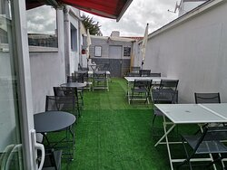 TERRASSE 20 COUVERTS