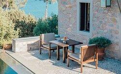 Amanruya - Pool Pavilion Partial Sea View, Terrace