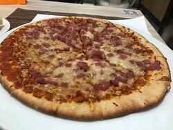 Pizza del Menú Infantil