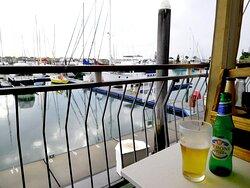 R E L A X     & enjoy the quiet & serene outlook.