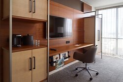 Double/Double Guest Room - Work Desk