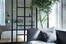 Living Suite Bedroom