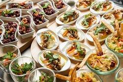 RBG Lunch  Buffet