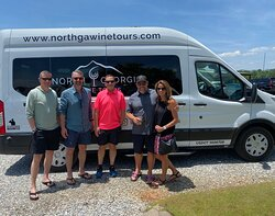 Wine Tour! Pick-up and drop off in Cumming, GA.