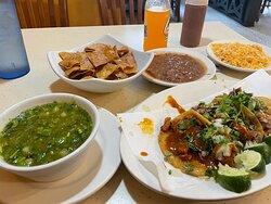 Outstanding tacos