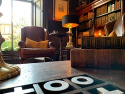 Relax with a wee dram , in our Club Room