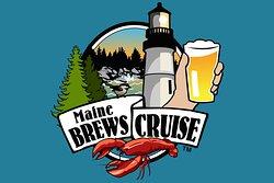 Maine Brews Cruise logo.