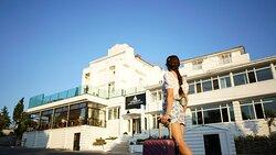 Çamlık 87 Hotel Ayvalık - Genel Fotoğrafı