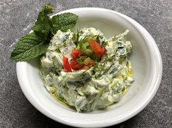 Ispanakli Yogurt (Manca) - Cold Mezze