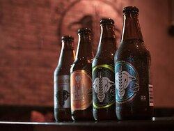 Cervezas artesanales de la casa, Oveja Negra